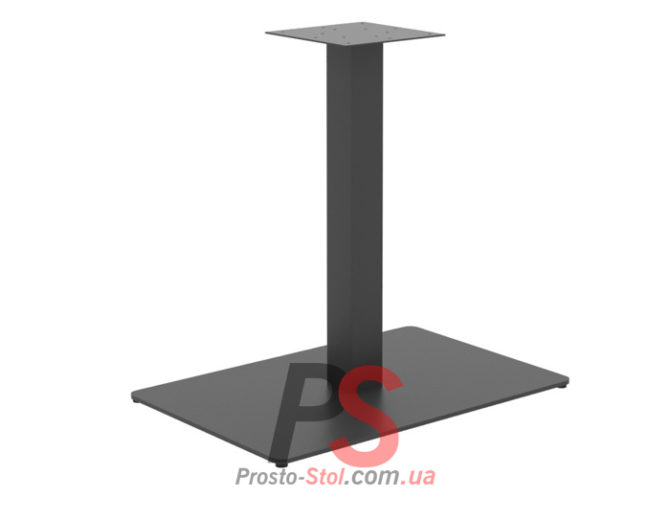 Опора для стола Милано (Milano)400 (основание для стола, база, основа для стола, подстолье, ножки для стола) Просто Стол _