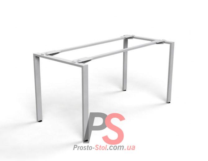 Офисный каркас для стола Пешка 500х1800 Н-725 (Купить Металлический Каркас, каркасы от Производителя, Металлические каркасы столов, Каркасы для столов, Купить каркас для стола в Киев),