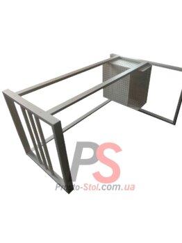 Каркас для компьютерного стола с нишей под системный блок