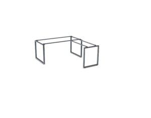 Каркас для офисного стола Квадрат Форма Г