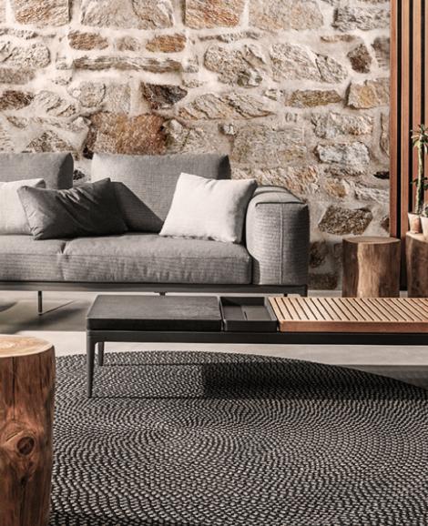 Мебель для летней террасы