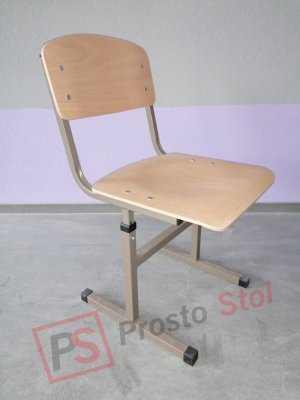 Школьный стульчик регулируемый
