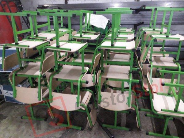 Школьный регулируемый стул для учеников
